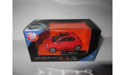 Fiat 500 (cararama-motorama) 1/43