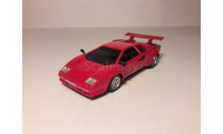 Lamborghini Countach LP500 S (Суперкары №1) 1/43