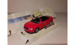 Audi A4 Cabriolet (Cararama) 1/43, масштабная модель, 1:43, Bauer/Cararama/Hongwell