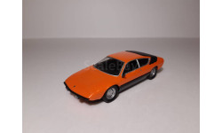 Lamborghini Urraco (Суперкары №38)  1/43