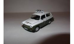 Trabant 601 ПММ №23 1/43