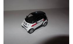 Smart City Coupe Полиция Австрии ПММ №45 1/43, масштабная модель, 1:43