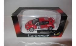 Peugeot 206 WRC (Cararama) 1/43