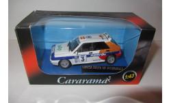 Lancia delta integrale WRC rally (Cararama) 1/43, масштабная модель, 1:43