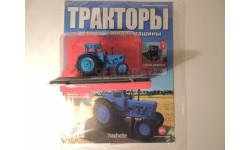 Трактор МТЗ-50 1972 №1 Hachette 1/43, масштабная модель, scale43