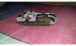 САУ 'Гвоздика', масштабные модели бронетехники, Русские танки (Ge Fabbri), scale72