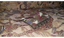 Т-34-85, журнальная серия Русские танки (GeFabbri) 1:72, Русские танки (Ge Fabbri), 1/72