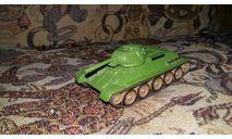 Т-34, журнальная серия Русские танки (GeFabbri) 1:72, Русские танки (Ge Fabbri), 1/72