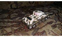 Т-34 образца 1942 г., журнальная серия Русские танки (GeFabbri) 1:72, Русские танки (Ge Fabbri), 1/72