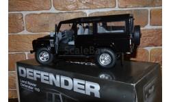 1/18 Land Rover Defender 110 dorlop, масштабная модель, Dragon, scale18