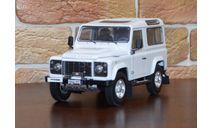 1/18 land rover defender 90 1984 - kyosho, масштабная модель, scale18