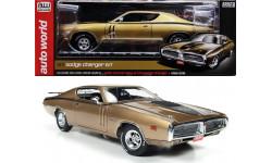 1/18 Dodge Charger 1971 (Auto World ), масштабная модель, ERTL (Auto World), scale18