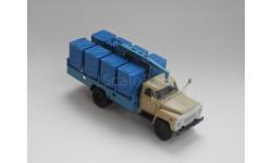 ГАЗ 53 М-30, масштабная модель, Кит ДИП Моделс и МАКС Моделс, 1:43, 1/43