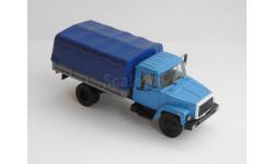 ГАЗ 3307, масштабная модель, 1:43, 1/43, кит Ванаминго