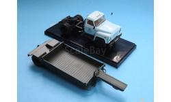 Горьковский автомобиль (ГАЗ) 52-06, г. Черкесск 1985 г., с прицепом, DIP MODELS