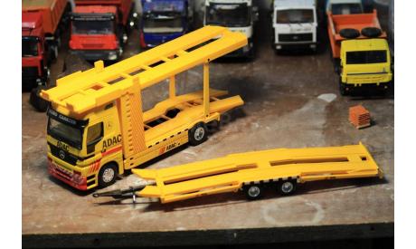 Мерседес-бенц Автовоз, масштабная модель, MB, scale43