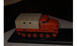 АТ-Т оранжевый, масштабная модель, SSM, scale43