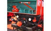 Полугайки на пожарные автомобили, запчасти для масштабных моделей, scale43