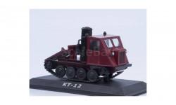 Тракторы: история люди машины № 20  КТ-12