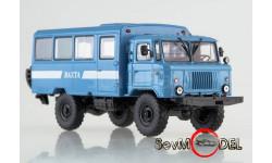 Автоистория Вахтовый автобус НЗАС-3964 (66)