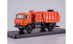 SSM КАМАЗ МКМ-4503 мусоровоз