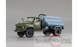 Dip Models  1/43 ГАЗ-53А Ассенизаторная машина (1971 г.) 300 шт.