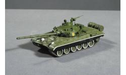 Русские Танки Основной боевой танк Т-72, журнальная серия Русские танки (GeFabbri) 1:72, 1/72, DeAgostini (военная серия)