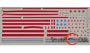 Бесплатная  доставка! Декаль Медицинские автомобили. ТАМRО, фототравление, декали, краски, материалы, 1:43, 1/43