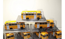 kultowe autobusy prl-u автобус ПАЗ-672М масштаб 1:72