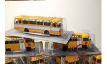 kultowe autobusy prl-u автобус Autosan H9-03 масштаб 1:72, журнальная серия Kultowe Auta PRL-u (Польша), DeAgostini-Польша (Kultowe Auta), 1/72