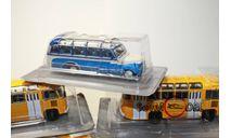 kultowe autobusy prl-u автобус Opel Biltz масштаб 1:72, журнальная серия Kultowe Auta PRL-u (Польша), DeAgostini-Польша (Kultowe Auta), 1/72