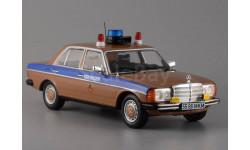 Полицейские машины мира №59 — MERCEDES-BENZ W123 280E ГАИ СССР