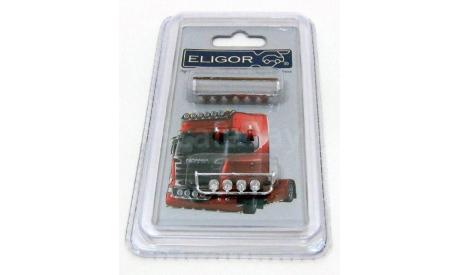 ELIGOR 1/43 Scania Streamline Topline набор дополнительных рамп с фарами, запчасти для масштабных моделей, 1:43