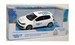 Олимпиада Сочи 1/33   VW GOLF GTI