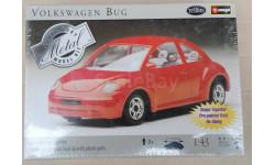 Burago Testors КИТ 1/43 Volkswagen BUG, масштабная модель, 1:43