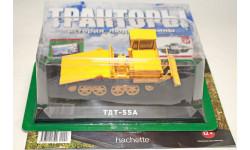 Тракторы история люди машины №27 Трактор ТДТ-55А