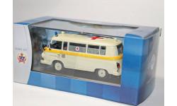 CARS&Co BARKAS B1000 Krankentransport 1963