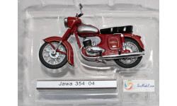 ATLAS 1/24 Мотоцикл  Jawa 350 typ 354 (1954) ЯВА-350