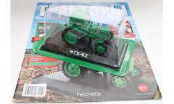 Тракторы: история, люди, машины №29 МТЗ-82, журнальная серия Тракторы. История, люди, машины (Hachette), 1:43, 1/43