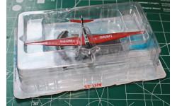 Легендарные самолёты  АНТ-25, масштабные модели авиации, DeAgostini