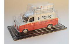 Полицейские машины мира Ford Tranit MK-1, журнальная серия Полицейские машины мира (DeAgostini), 1:43, 1/43, Полицейские машины мира, Deagostini
