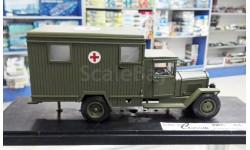 MiniClassic 1/43 Автобус ЗИС-44 санитарный