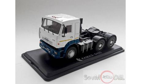 SSM КАМАЗ-6460 седельный тягач ., масштабная модель, 1:43, 1/43, Start Scale Models (SSM)