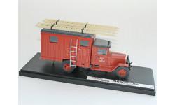 MiniClassic 1/43 ЗИС 5В Пожарный