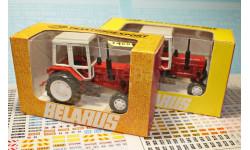 бесплатная доставка! Трактор Беларусь из СССР оригинал, масштабная модель, scale43