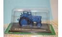 Тракторы: история, люди, машины №61 МТЗ-50 полугусенечный, журнальная серия Тракторы. История, люди, машины (Hachette), scale43