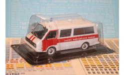 Автомобиль на службе  №53 РАФ-22031 Скорая помощь