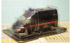 Автомобиль на службе FORD TRANZIT Следственный комитет , Форд Транзит