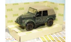 НАШ Автопром ГАЗ-69а темно-зеленый