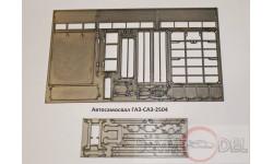 MAX MODEL 1/43 КИТ ГАЗ-САЗ-2504 Автосамосвал